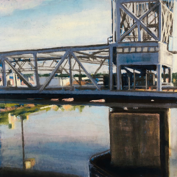 Study for Bridge, Sky, and Water, 2016