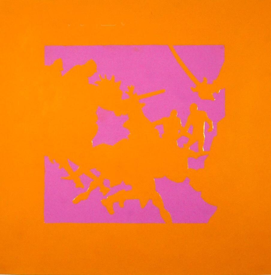 Orange, Magenta Clash, 2000