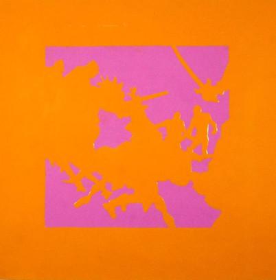 Orange, Magenta Clash