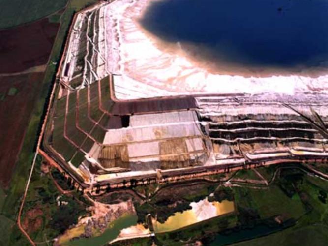 Daggafontein Mine - West Rand Plant Hire