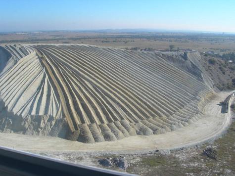 West Rand Plant Hire -Mine Rehabilitation