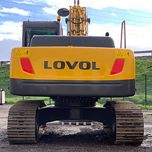 LOVOL FR220D Excavator - Dura Equipment Sales