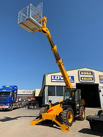 JCB 535-140 Telehandler - Dura Equipment Sales