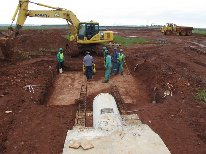 West Rand Plant Hire - Civils - Komatsu PC220 Excavator