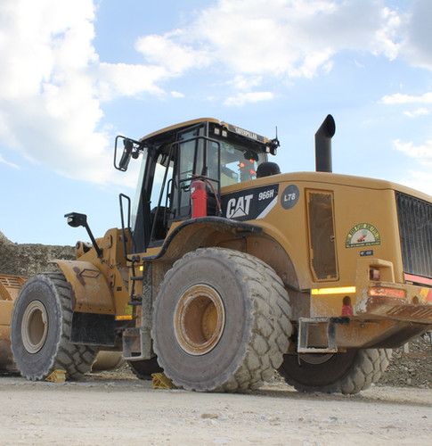 CAT 966 Loader - West Rand Plant Hire