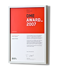 AQUATOR has been awarded the Design Management Europe Award (DME Award) for its achievements in design