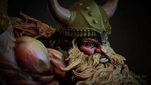 Gilius = Thunderhead The Dwarf