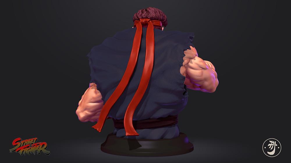 Ryu & Evil Ryu
