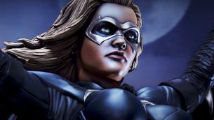 Batgirl Statue l Kfir Merlaub Art