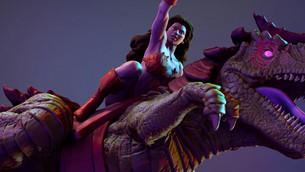 Dragon War Nymph