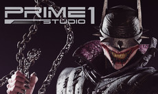 The Batman Who Laughs - Prime 1 Studio | Kfir Merlaub Art