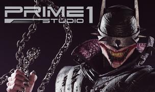 The Batman Who Laughs - Prime 1 Studio | Kfir Merlaub Art