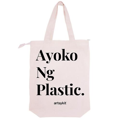 Ayoko Ng Plastic