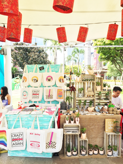 Katipunan Weekend Market