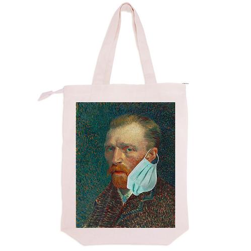 Van Gogh w/ Face Mask