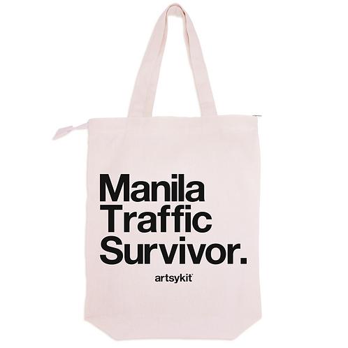 Manila Traffic Survivor