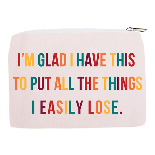 Things I Easily Lose
