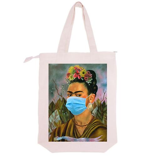 Frida Kahlo w/ FaceMask