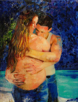 Sold Medium: Acrylic on Canvas