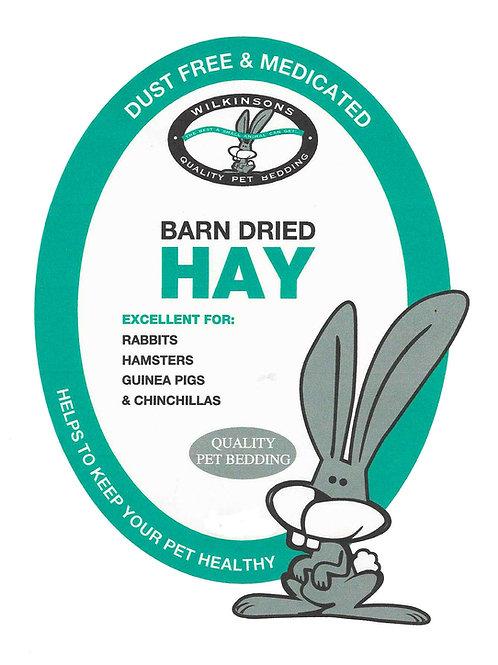 Barn Dried Hay