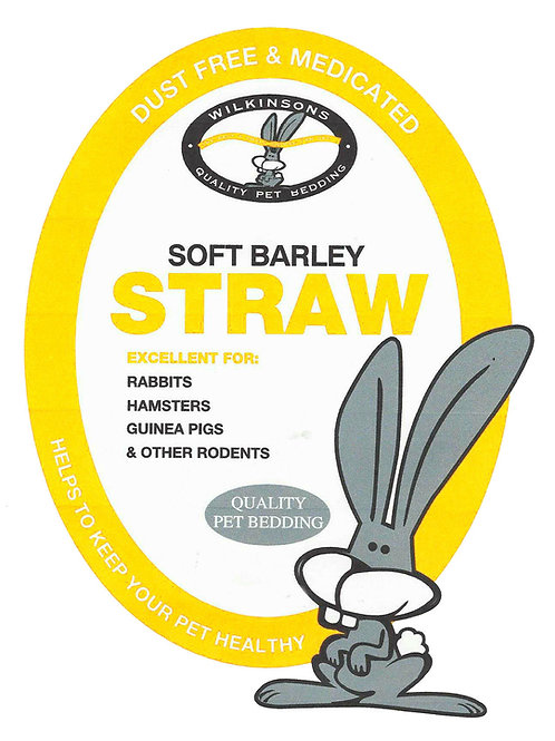 Soft Barley Straw