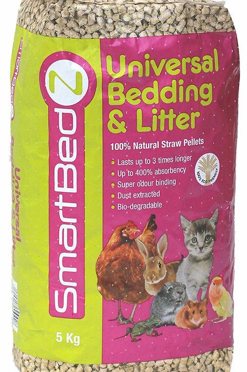 Smartbedz Straw Pellet Litter