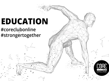 May Is All About Education Over At Core Club Online
