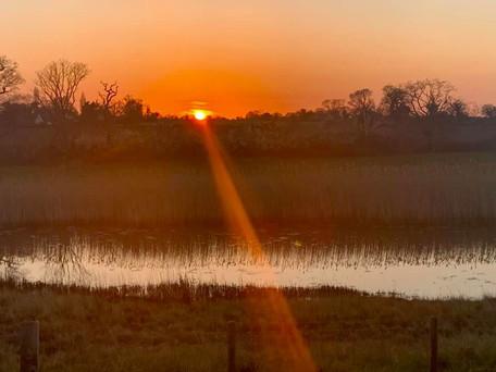 Waldringfield Sunset Run a Huge Success