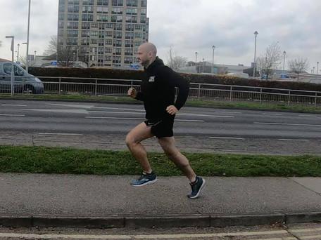 Better Run Form.  Better Run Experience 👣