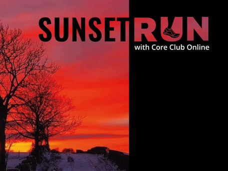 Sunset Runs Are Back...