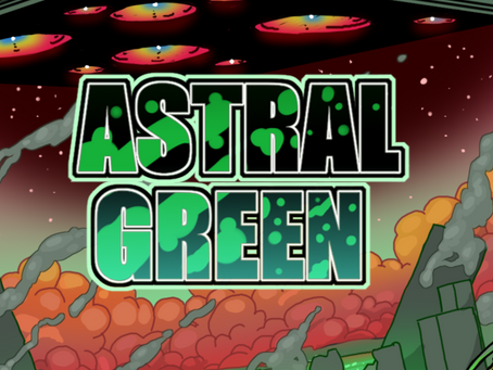 Astral Green - FPS Radar