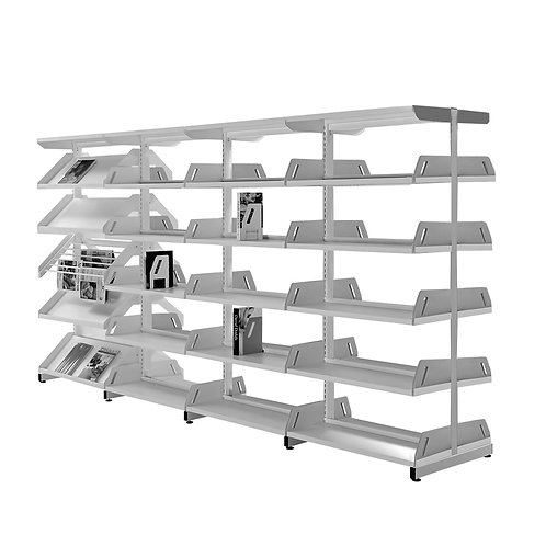ALIGN - DOUBLE SIDED RACK