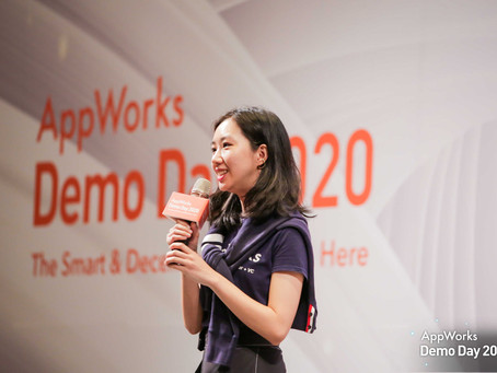 專訪 #49 「成長幅度」讓妳看見未來,且不糾結在現況的不完美 with AppWorks之初創投 加速器負責人 Alyssa C.
