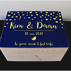 Kim & Daan