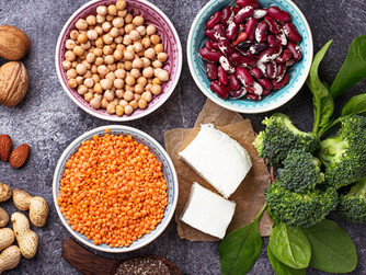7 of the best Vegetarian sources of protein