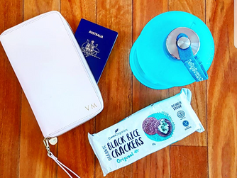 My Top tips to stay on track while travelling