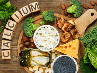 The best sources of Calcium besides Dairy