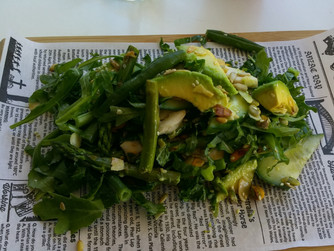 My day on a plate - Do Nutritionists really eat healthy all the time