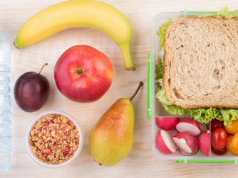 How to make a healthy lunchbox