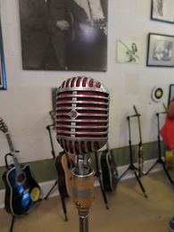 The microphone used by them all