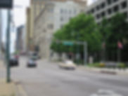 Monroe Avenue in Memphis