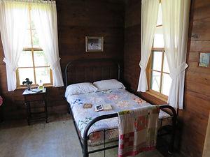 Johnny Cash's bed