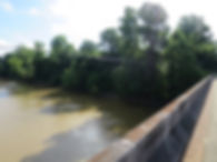 View towards Money from the Tallahatchie Bridge