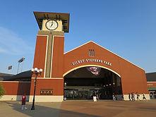 Travellers stadium