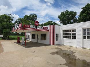 Dockery gas station