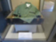Johnny Cash's Air Force Shirt
