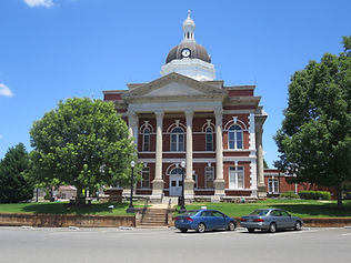 Meriwether County Courthouse, Greenville