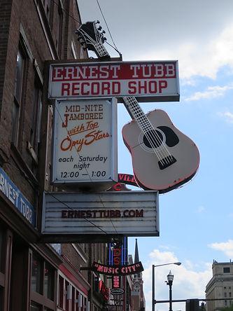 Ernest Tubb Nashville