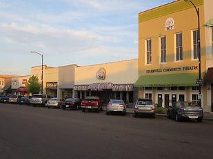 Downtown Starkville