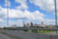 Approaching Memphis